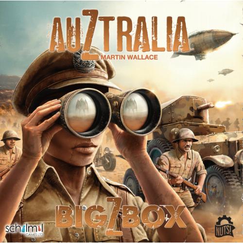 AuZtralia Big Z Box - FRENCH VERSION