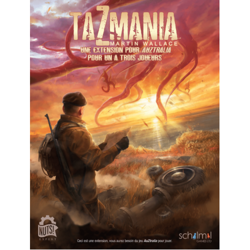 AuZtralia TaZmania - FRENCH VERSION