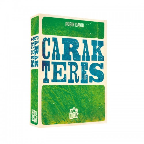 CaraKtères - FRENCH VERSION
