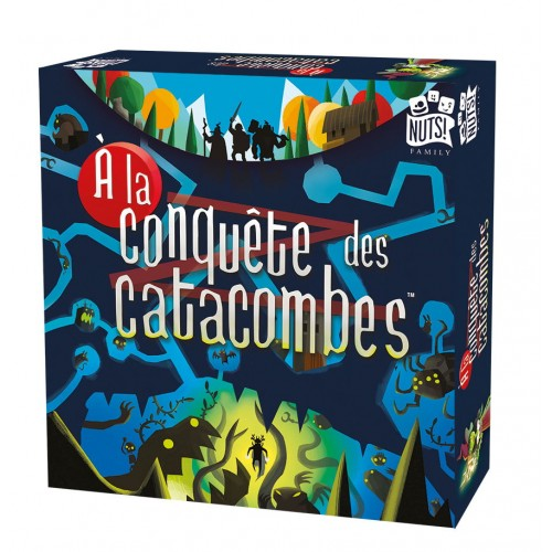A la conquête des catacombes - FRENCH VERSION