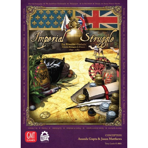 Imperial Struggle - FRENCH VERSION
