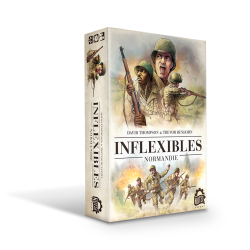 Inflexibles : Normandie - FRENCH VERSION