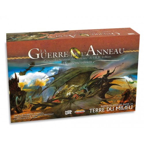 La Guerre de l'Anneau - FRENCH VERSION