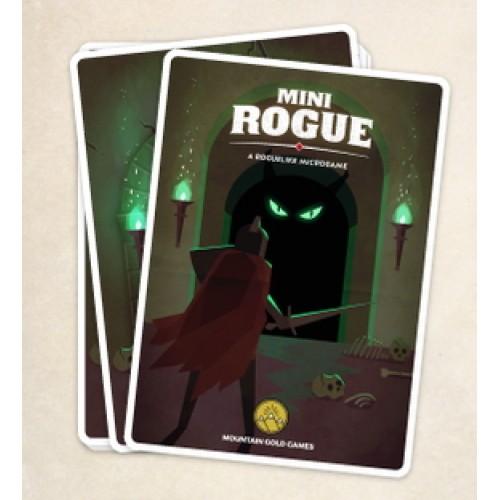 Mini Rogue - 9 cards micrograme  - ENGLISH VERSION