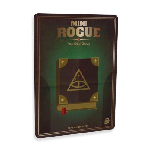 Mini Rogue - The Old Gods Expansion - ENGLISH VERSION