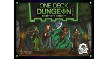 One Deck Dungeon : Forêt des Ombres - FRENCH VERSION