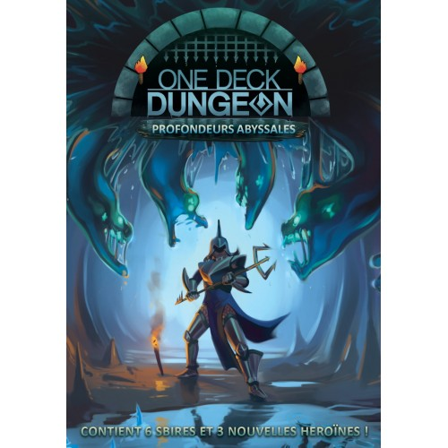 One Deck Dungeon : Profondeurs Abyssales - FRENCH VERSION