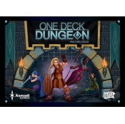 SERIE : One Deck Dungeon ( games in French )