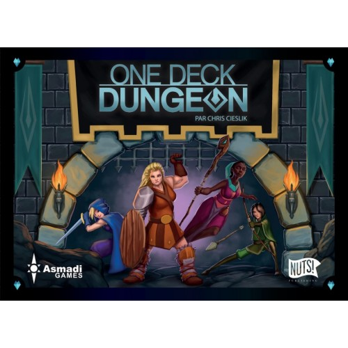 One Deck Dungeon - FRENCH VERSION