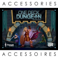 One Deck Dungeon : Accessories