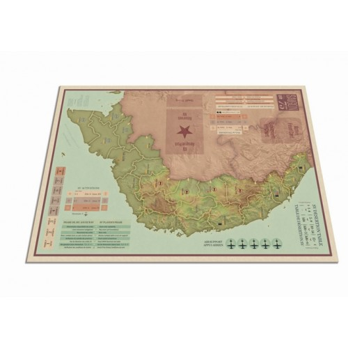 Playmat : Saigon 75 - ENGLISH VERSION