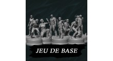 Sub Terra : Figurines Jeu de Base
