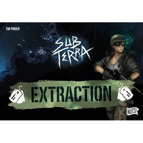 Sub Terra : extension Extraction - FRENCH VERSION