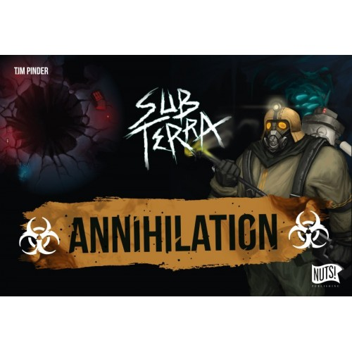 Sub Terra : extension Annihilation - FRENCH VERSION