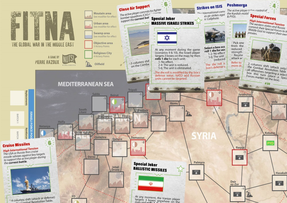 FITNA – The Global War in the Middle East